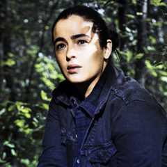 Alanna Masterson as Tara Chambler - The Walking Dead _ Season 8, Gallery - Photo Credit: Alan Clarke/AMC