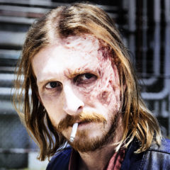 Austin Amelio as Dwight - The Walking Dead _ Season 8, Gallery - Photo Credit: Alan Clarke/AMC