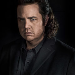 Josh McDermitt as Dr. Eugene Porter - The Walking Dead _ Season 8, Gallery - Photo Credit: Frank Ockenfels 3/AMC