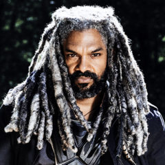 Khary Payton as Ezekiel - The Walking Dead _ Season 8, Gallery - Photo Credit: Alan Clarke/AMC