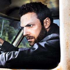 Ross Marquand as Aaron - The Walking Dead _ Season 8, Gallery - Photo Credit: Alan Clarke/AMC