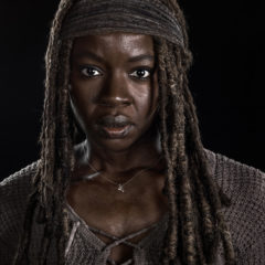 Danai Gurira as Michonne - The Walking Dead _ Season 8, Gallery - Photo Credit: Frank Ockenfels 3/AMC