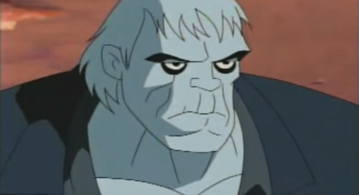 Solomon Grundy in Justice League Unlimited screencap (Cartoon Network)