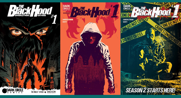 Black Hood (Dark Circle Comics)