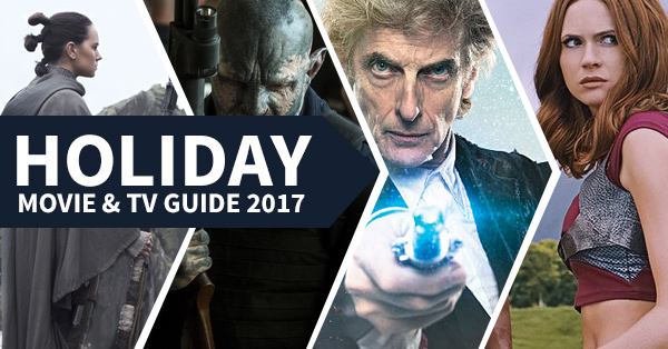 Holiday Movie & TV Guide 2017