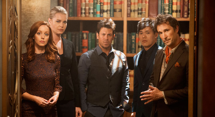 The Librarians (Scott Patrick Green/Turner Broadcasting System)