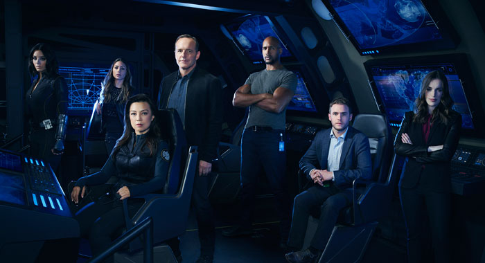 MARVEL'S AGENTS OF S.H.I.E.L.D. (ABC/Matthias Clamer)