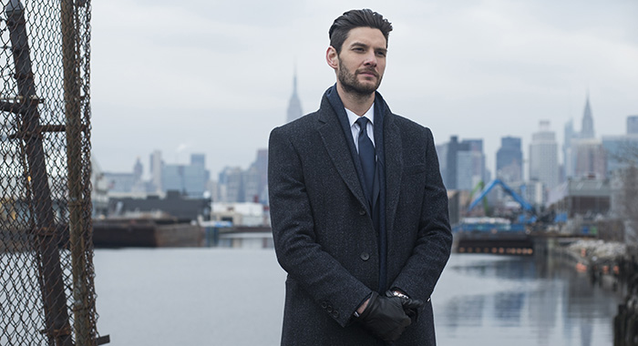 Marvel's The Punisher - Ben Barnes (Nicole Rivelli/Netflix)