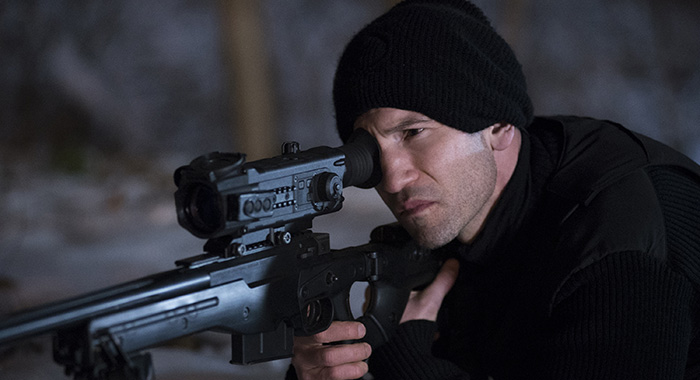 Marvel's The Punisher - Jon Bernthal (Nicole Rivelli /Netflix)