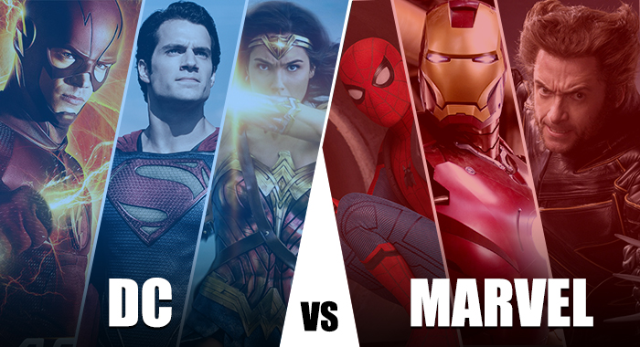 DC vs  Marvel: Who Has the Higher Tomatometer? << Rotten