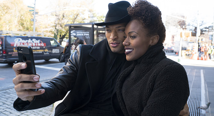 She's Gotta Have It - Cleo Anthony and DeWanda Wise (David Lee/Netflix)