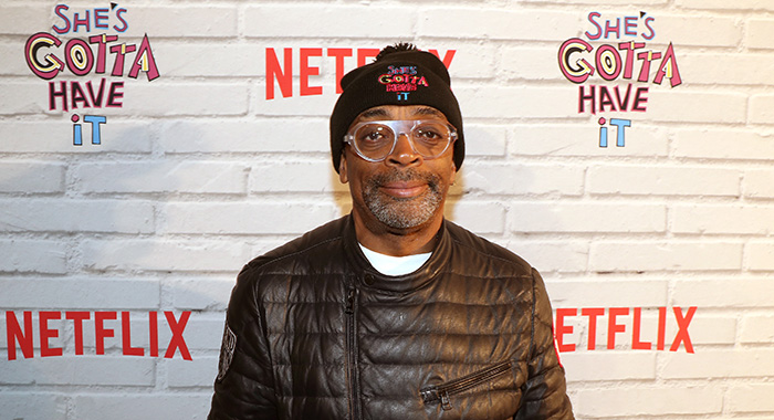 "Spike Lee attends Netflix Original Series ""She''s Gotta Have It"" Premiere 11/11/16 in New York (Johnny Nunez/Getty Images for Netflix)"