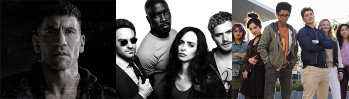 Punisher, The Defenders, Runaways