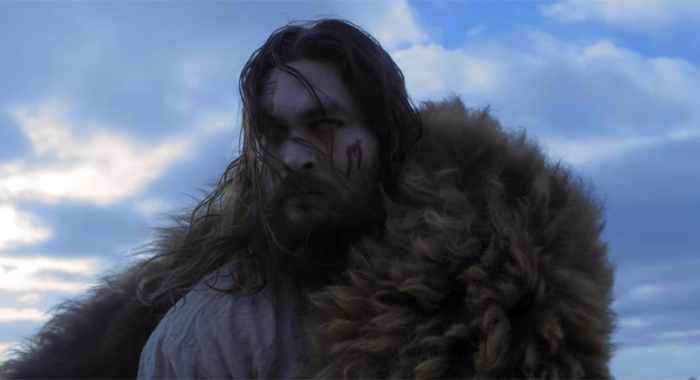 Frontier season 2 trailer screencap - Jason Momoa (Netflix)