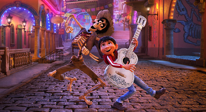 Coco tops Thanksgiving box office with $71.2 million; Justice League No. 2
