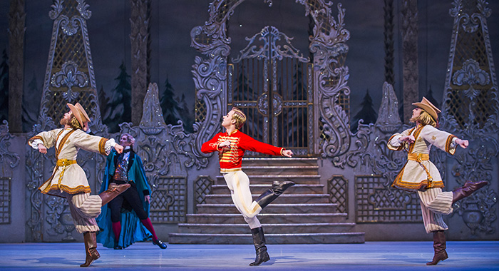 The Nutcracker by The Royal Ballet (Tristram Kenton/Ovation TV)