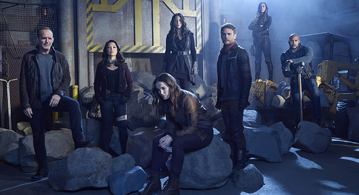 Marvel's Agents of S.H.I.E.L.D. season 5 (ABC/Matthias Clamer)