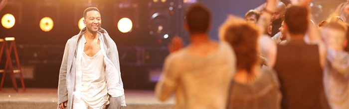 JESUS CHRIST SUPERSTAR LIVE IN CONCERT -- Pictured: John Legend as Jesus -- (Photo by: Craig Blankenhorn/NBC)