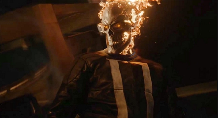 Ghost Rider - Marvel's Agents of SHIELD screencap (ABC)