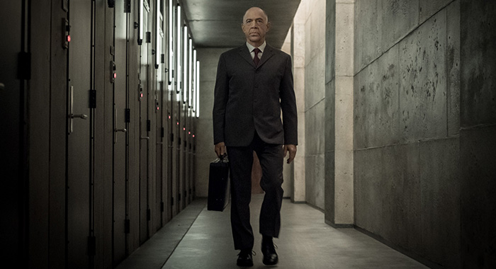 J.K. Simmons in Counterpart (Starz)