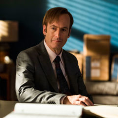 Bob Odenkirk as Jimmy McGill - Better Call Saul _ Season 3 (Michele K. Short/AMC/Sony Pictures Television)