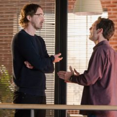 Halt and Catch Fire, Lee Pace, Scoot McNairy (AMC)