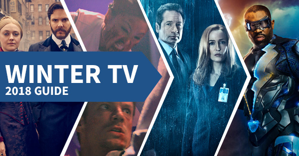 Winter TV 2018 Guide