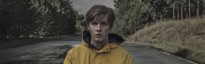 Louis Hofmann in Dark (Julia Terjung / Netflix)