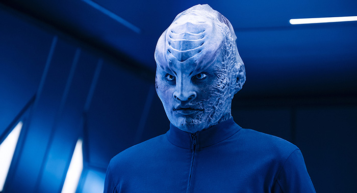 "STAR TREK: DISCOVERY ""Into the Forest I Go"" -- Episode 109 -- Pictured: Mary Chieffo (Jan Thijs/CBS)"