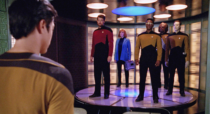 STAR TREK: THE NEXT GENERATION Screen grab (CBS)