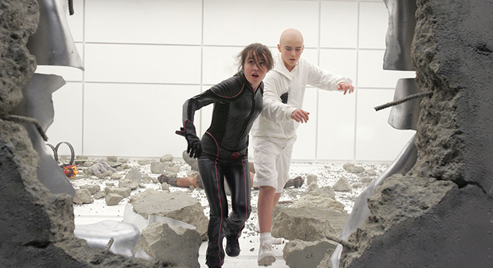 Ellen Page in X-Men: The Last Stand (Mary Evans/Twentieth Century Fox / Marvel Comics/Ronald Grant/Everett Collection)