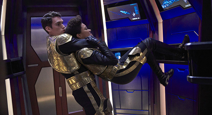 "Star Trek: Discovery - ""Despite Yourself"" -- Episode 110 (CBS All Access)"