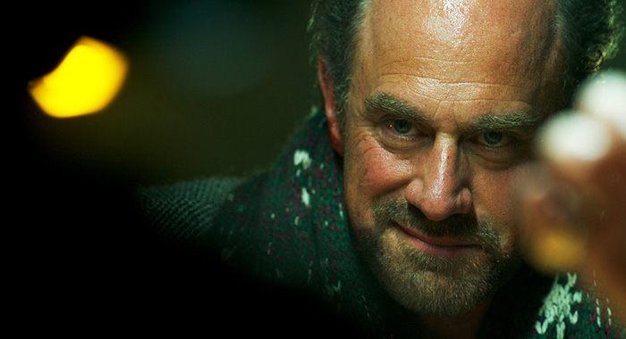 "HAPPY! -- ""Denial Ain't Just a River"" Episode 102 -- Pictured: Chris Meloni as Nick Sax -- (Photo by: Syfy)"