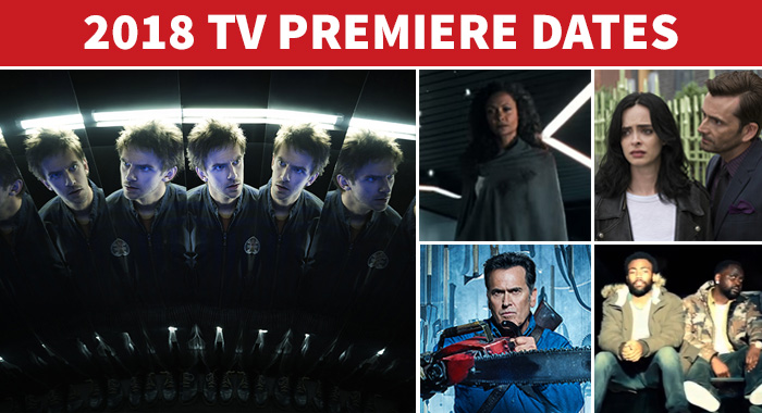 Legion, Westworld season 2 trailer screenshot, Atlanta screencap, Jessica Jones, Ash Vs. Evil Dead (FX, HBO, Netflix, FX, Starz)