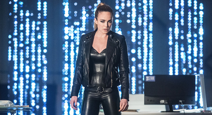 "Caity Lotz in DC's Legends of Tomorrow --""Doomworld"" (Dean Buscher/The CW)"