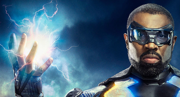 Cress Williams as Black Lightning (The CW)