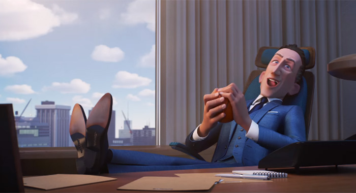 Incredibles 2 trailer screenshot (Disney•Pixar)