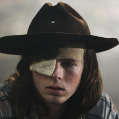 Chandler Riggs as Carl Grimes - The Walking Dead (Gene Page/AMC)