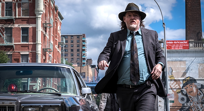 "GOTHAM: Donal Logue in the ""A Dark Knight: A Day in the Narrows"" episode of GOTHAM (Jeff Neumann/FOX)"