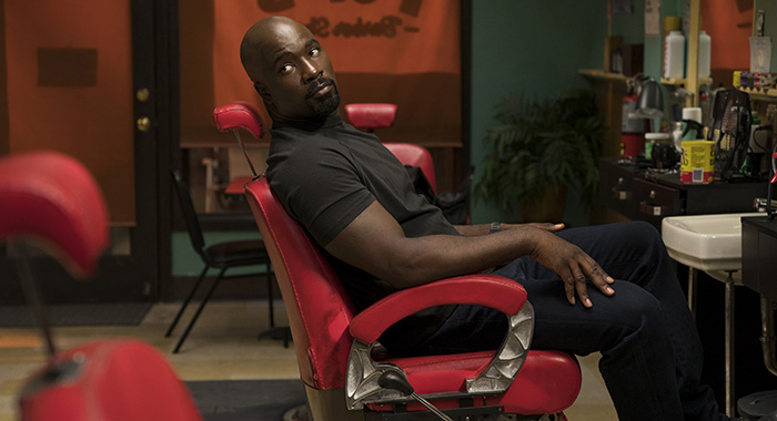 Mike Colter in Marvel's Luke Cage season 2 (Netflix)