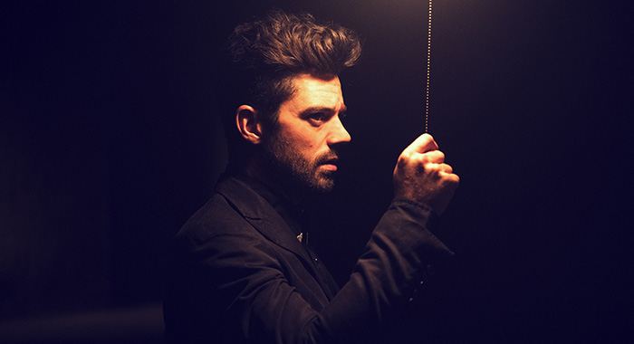 Dominic Cooper as Jesse Custer - Preacher _ Season 3, Episode 2 - Photo Credit: Alfonso Bresciani/AMC/Sony Pictures Television