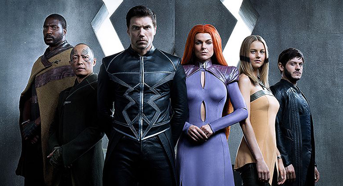 Marvel's Inhumans (ABC)