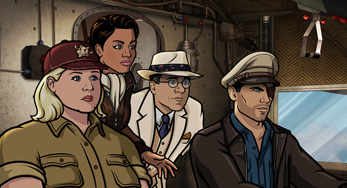 "ARCHER -- ""Season 9, Episode 1 (FXX)"