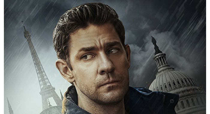 Tom Clancy's Jack Ryan keyart (Amazon)