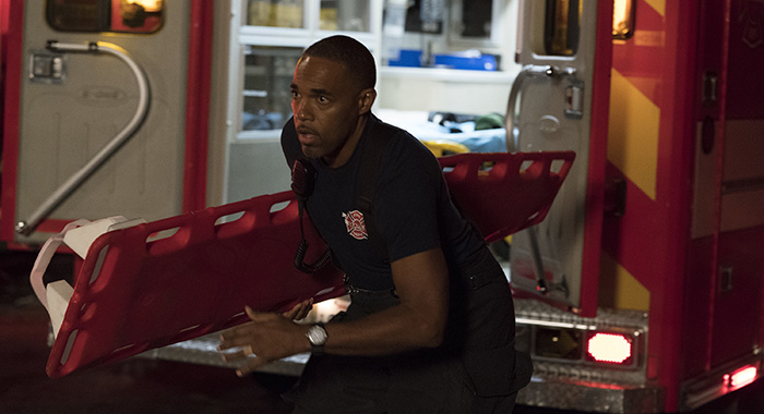 STATION 19 - JASON GEORGE (ABC/Mitch Haaseth)