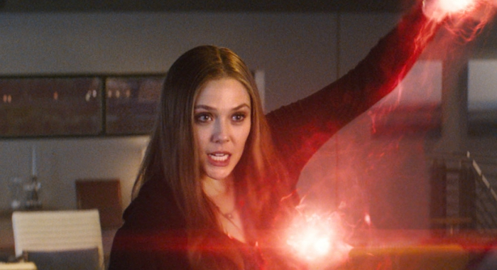 Scarlet Witch, Captain America: Civil War