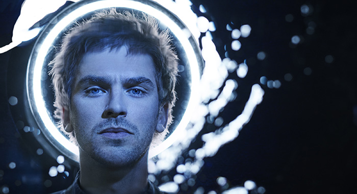 LEGION -- Pictured: Dan Stevens as David Haller (Matthias Clamer/FX)