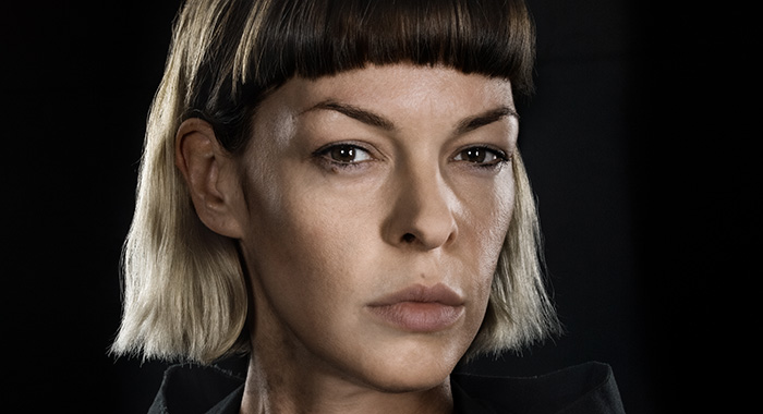Pollyanna McIntosh as Jadis - The Walking Dead _ Season 8 (Frank Ockenfels 3/AMC)
