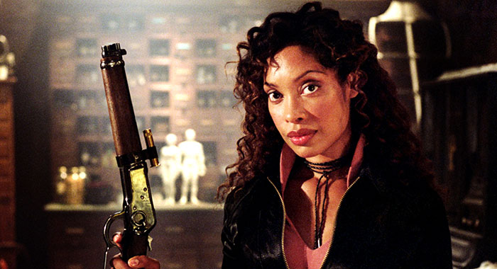 Gina Torres in Serenity (Universal/courtesy Everett Collection)