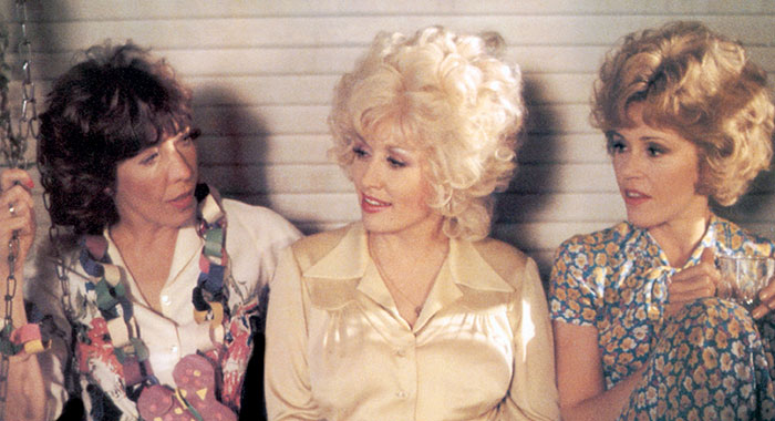 Dolly Parton in 9 to 5 (20th Century Fox Film Corp./courtesy Everett Collection)